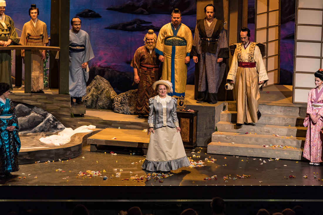 Madama Butterfly - Vero Beach Opera